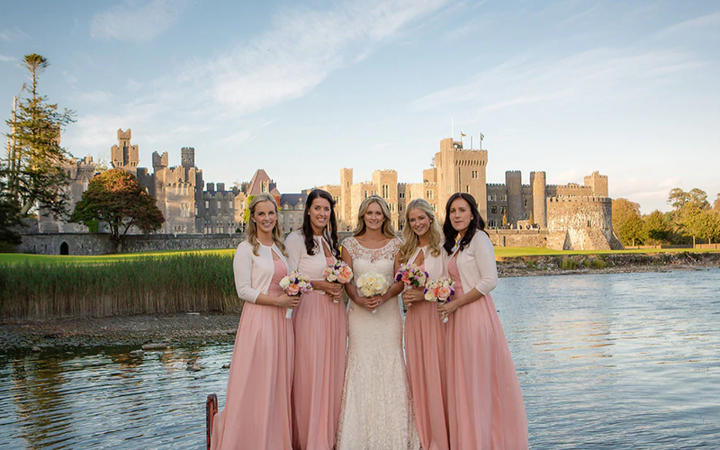 17 Fairytale Castle Venues in Ireland-Featured-Image-Ashford-Castle