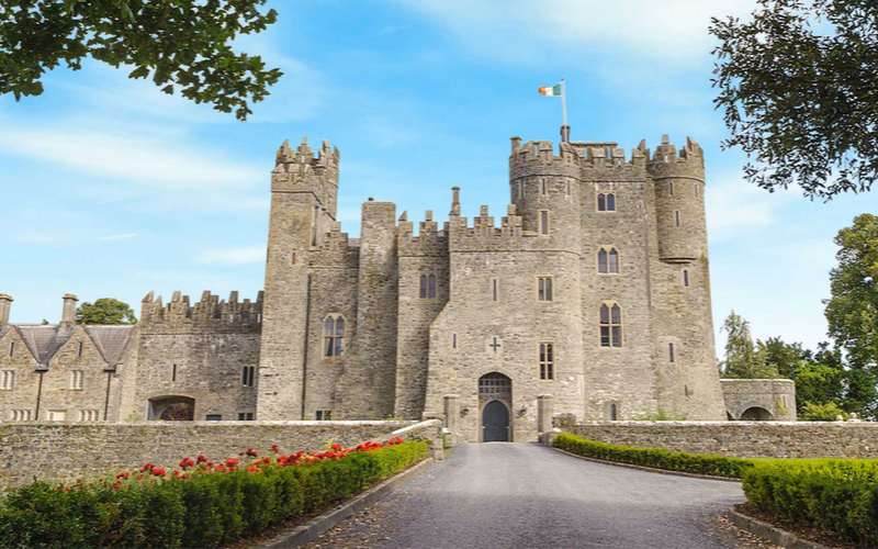 17 Fairytale Castle Venues in Ireland-Featured-Image-Kilkea-Castle