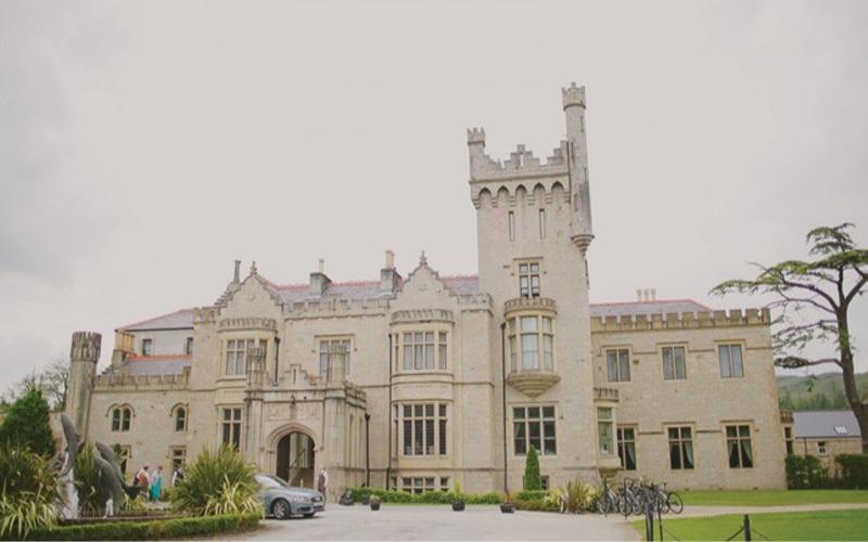 17 Fairytale Castle Venues in Ireland-Featured-Image-Lough-Eske