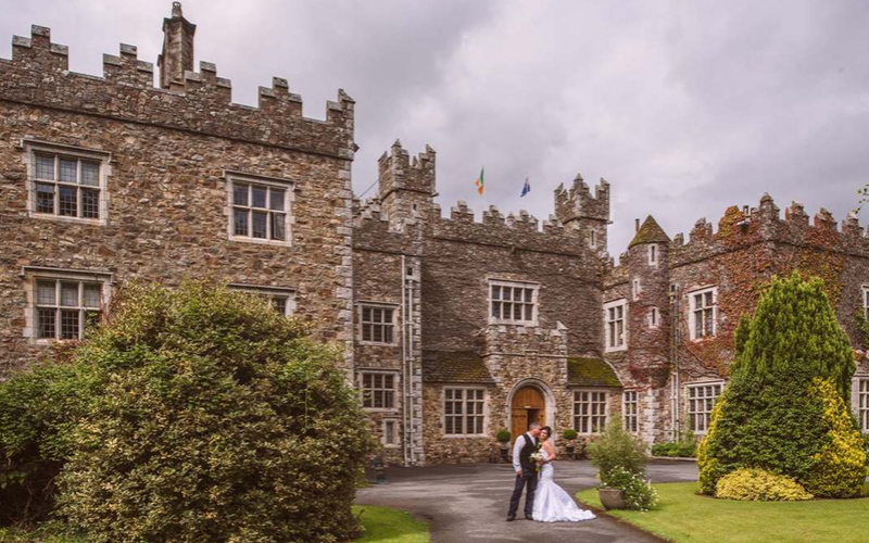 17 Fairytale Castle Venues in Ireland-Featured-Image-Waterford-Castle